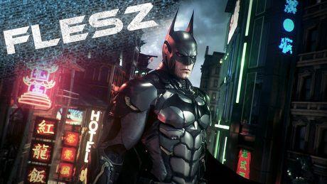 FLESZ – 22 maja 2014 - Batman: Arkham Knight wygląda nieźle