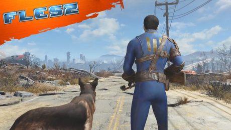 Wojna nigdy się nie zmienia… Fallout 4 nadchodzi! FLESZ – 3 czerwca 2015