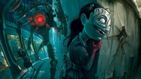 Gramy w BioShock 2 - wiertło i telekineza