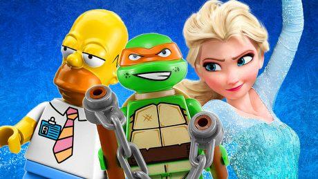 5 marek, które uratują gry Lego