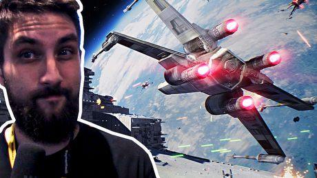Battlefront 2 mocno odleciał. Nasze wrażenia z kosmicznych bitew