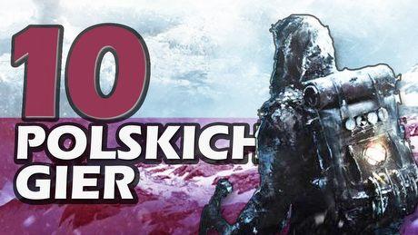 10 polskich gier, które PODBIJĄ świat