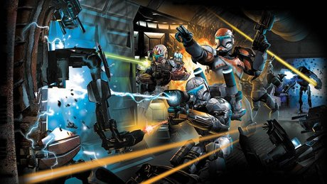 Star Wars spotyka Gears of War?