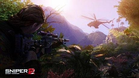 Zapowiedź Sniper: Ghost Warrior 2