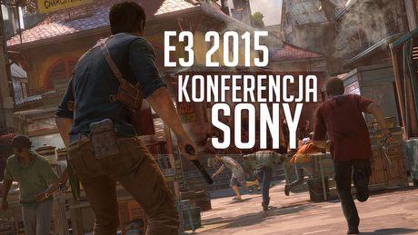 Konferencja Sony na targach E3 2015 - wrażenia prosto z Los Angeles