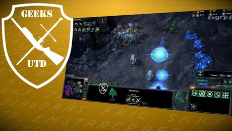 GeeksUtd: Emil i Starcraft 2