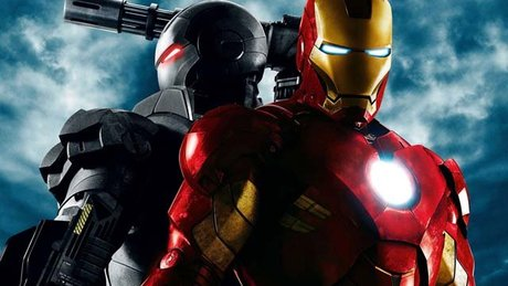 Gramy w Iron Man 2