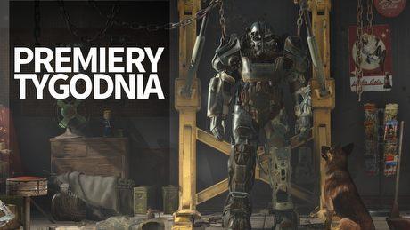 Fallout 4 otwiera tydzień – StarCraft II i Tomb Raider wśród PREMIER TYGODNIA