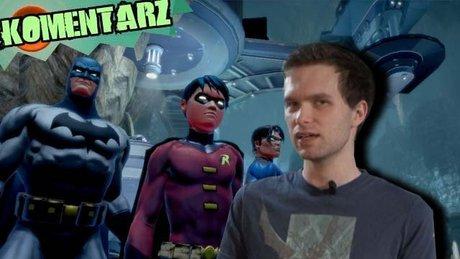DC Universe - multiplatformowe MMO