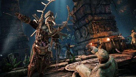 Gramy w Deadfall Adventures - multiplayer