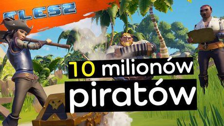 Microsoft chwali się piratami. FLESZ – 9 stycznia 2020