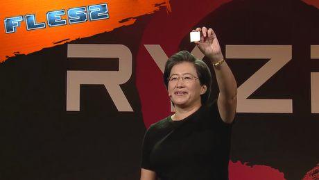 Nowy procesor AMD – taniej i lepiej niż Intel? FLESZ – 23 lutego 2017