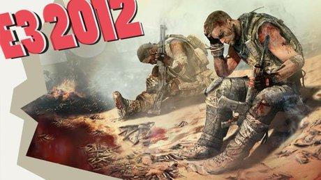 E3: Gramy w Spec Ops: The Line