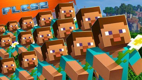 Czy da się zrobić Minecrafta na 1000 graczy? FLESZ – 15 września 2020