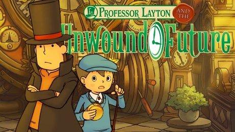 Profesor Layton i Luke znowu na tropie