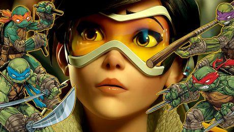 Overwatch rusza na wojnę totalną z żółwiami ninja. Premiery tygodnia!
