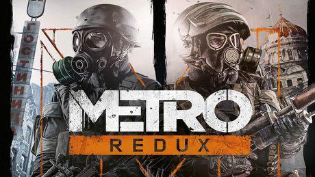 Metro pięknie odmłodzone - Metro Redux w akcji i porównanie graficzne wersji