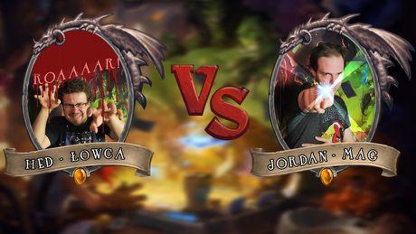 Półfinał Hearthstone - Hed vs Jordan