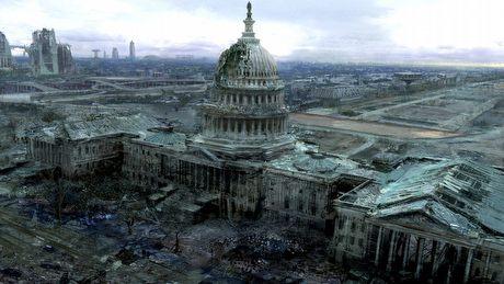 Fallout 3 przewiduje przyszłość - miejskie legendy świata gier