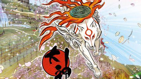 Zew Japonii #9 - Shintoistyczne piksele upiękniają Okami