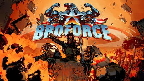 Samiec Alfa #16 – Robocop, Neo i Sędzia Dredd szerzą demokrację w Broforce
