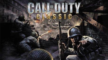 Gramy w Call of Duty Classic