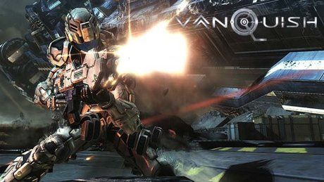 Gramy w Vanquish - shooter na sterydach