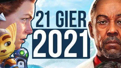 21 najciekawszych gier 2021 roku