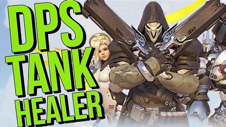 Skąd się wziął podział na Tanka, DPS-a i Healera?