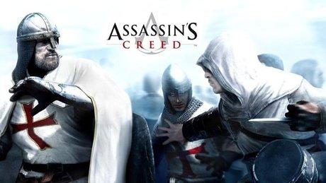 Gramy w Assassin's Creed - egzekucja