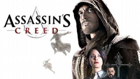 Dobra adaptacja gry, słaby film - recenzja filmu Assassin's Creed na trzy głosy