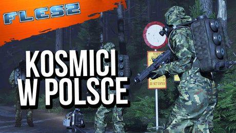 Strefa 51 przeniesiona do Polski - Arma 3 Contact. FLESZ – 25 lipca 2019