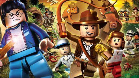 Historia gier LEGO - budowla z klocków nabiera kształtów