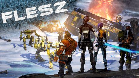 FLESZ – 8 kwietnia 2014 – Borderlands dostanie prequel i sequel w jednym?