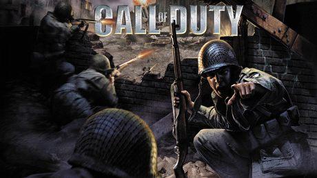 Call of Duty - cofamy się do czasów II Wojny Światowej