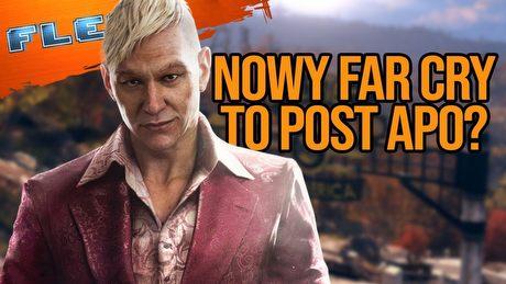Far Cry rzuci wyzwanie Falloutowi? FLESZ – 5 grudnia 2018