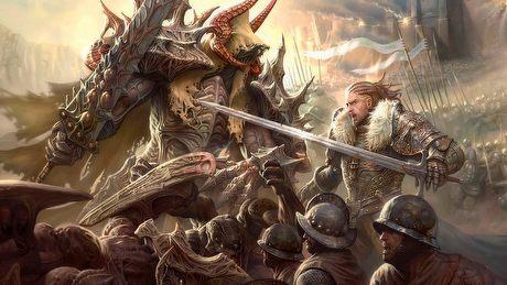 Przeklęta produkcja - Kingdom Under Fire II najczęściej przekładanym RPG w historii?