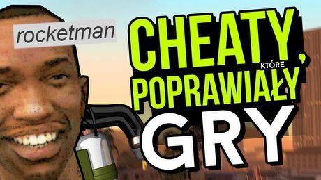 Cheaty, które zmieniały gry na lepsze