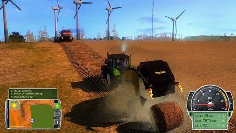 Symulator Farmy 2014 - musical w rytm traktora