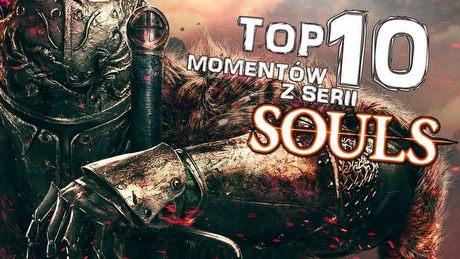 Top 10 momentów z serii Souls - za co pamiętamy Demon's i Dark Souls?
