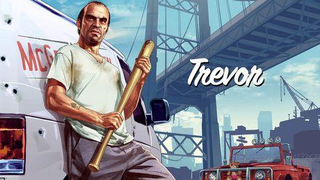 Gramy w Grand Theft Auto V - poznajcie Trevora