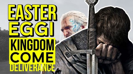 Najlepsze easter eggi z Kingdom Come: Deliverance