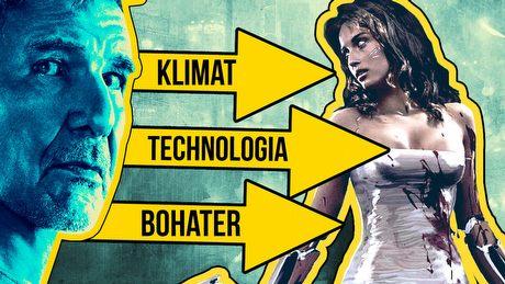 Jak Blade Runner wpłynął na gry wideo
