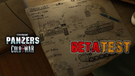 Betatest Codename: Panzers - Cold War