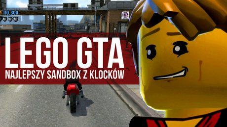 LEGO GTA? Oto najlepszy sandbox z klocków