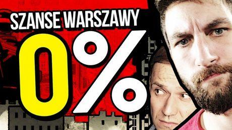 Dlaczego nie wygrasz w powstaniu warszawskim