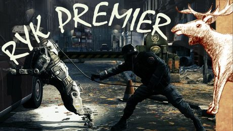 FLESZ: Ryk Premier – 19 maja 2014 – Wolfenstein: The New Order