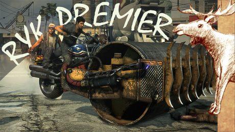 FLESZ: Ryk Premier – 1 września. Dead Rising na PC i premiera Xboksa One w Polsce