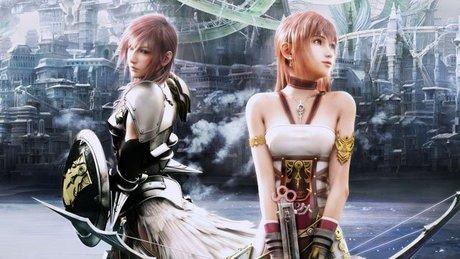 Na luzaku - Final Fantasy XIII-2