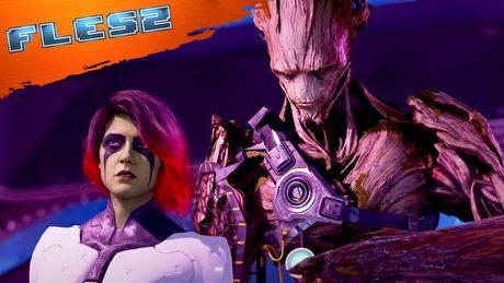 Nowy gameplay z Guardians of the Galaxy! FLESZ - 25 sierpnia 2021